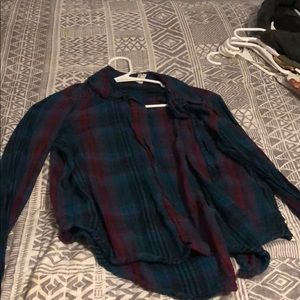 Faux Flannel